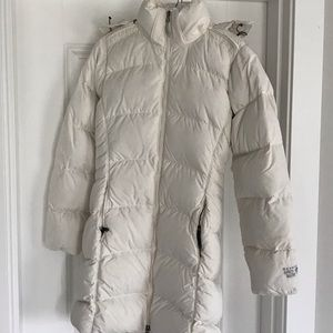 Mountain Hardware downtown coat, size XS.